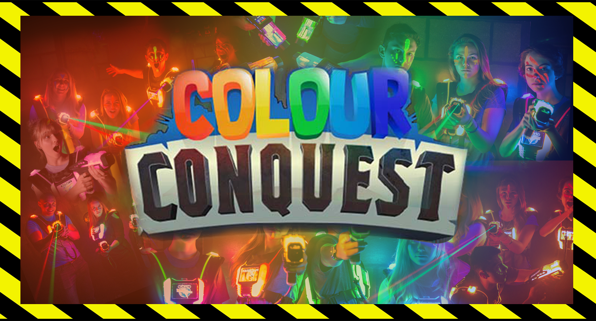 Game Mode Display Color Conquest