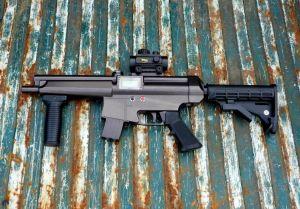 Lasertag Gewehr HT-4