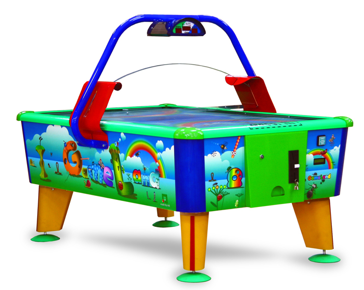 Airhockey in Kindergröße - Design Gameland