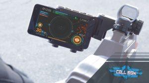 Lasertag Handy Screen