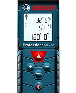 Bosch GLM 35 LASER DISTANCE MEASURE REVIEW
