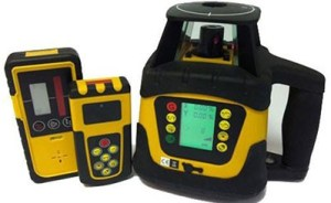 Fukuda FRE-208 Rotary Laser Level Kit Review