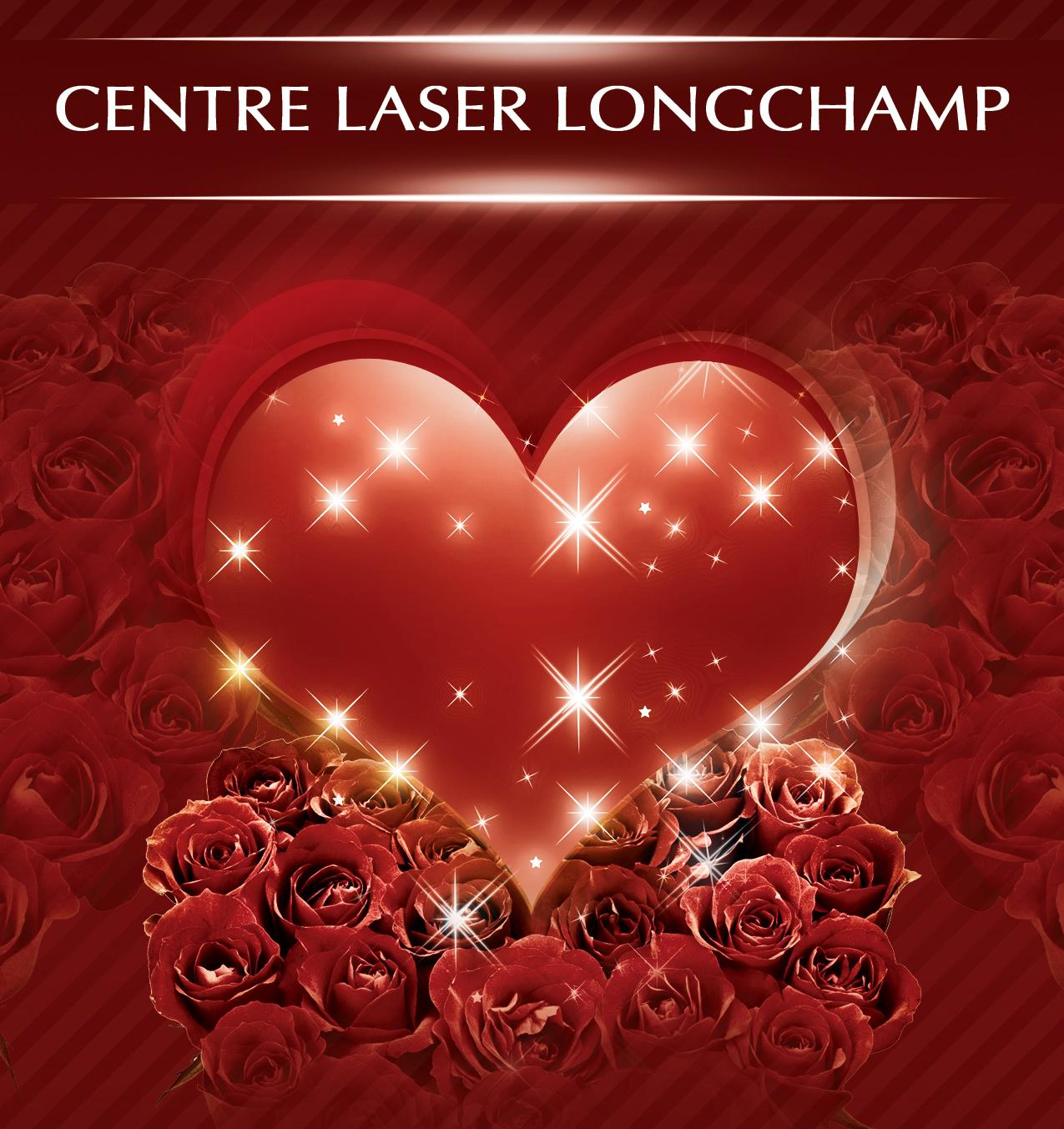 offres en épilation Laser pour la Saint Valentin