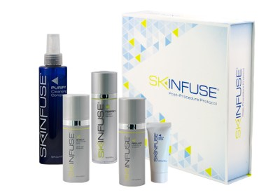 Laser Perfection skinfuse Post Procedure Kit