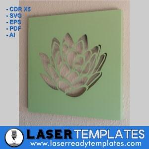Protea stencil laser ready