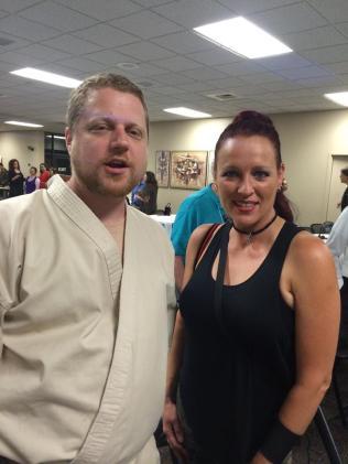 Aaron & Amy Brock McNew