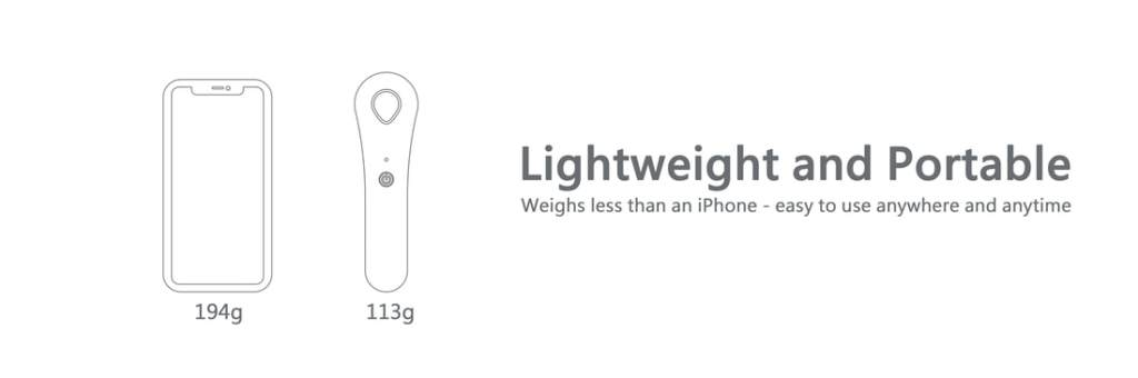 Lightweight and Protable