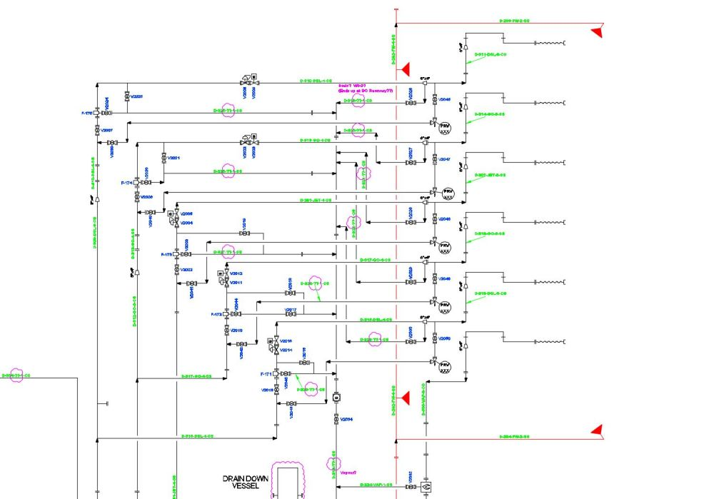 medium resolution of p id piping and instrumentation diagram