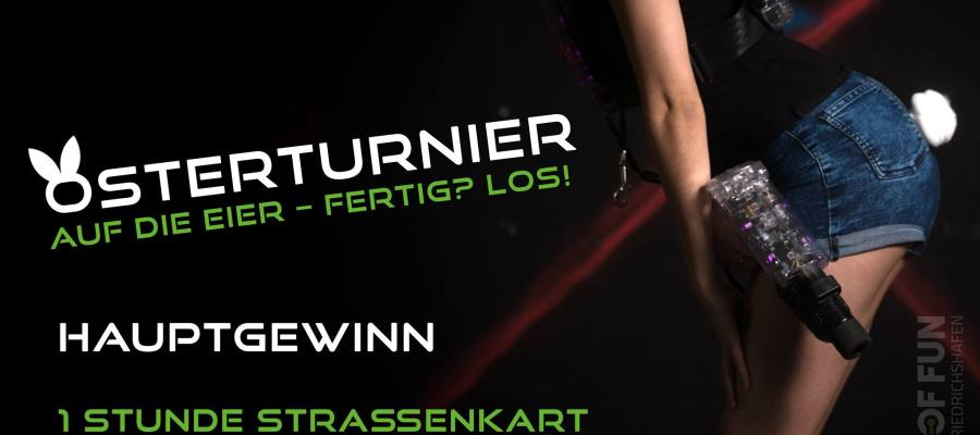 Laserforce Call of Fun Osterturnier