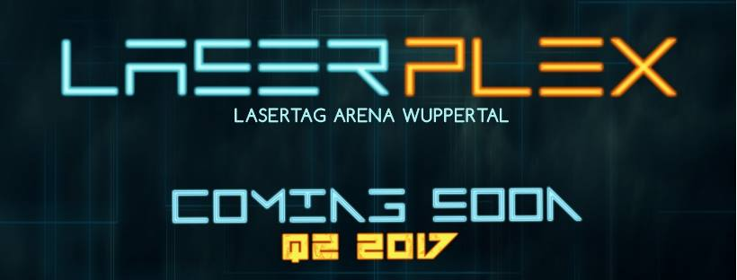 Lasertag in Wuppertal