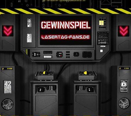 Lasertagfans Gewinnspiel Tilta Hamburg Lasertag