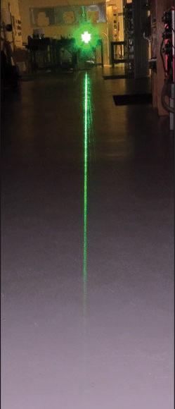 Laser Tools Co  LASER DOCKING SYSTEM FOR TRUCKS  TRAILERS