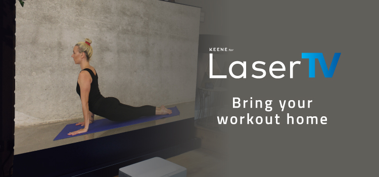 You are currently viewing LaserTV | Bring your workout home