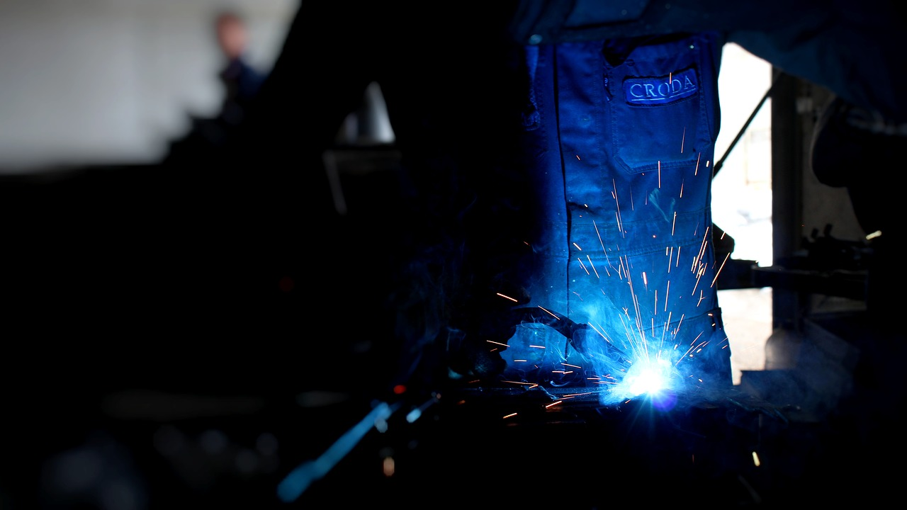 hight resolution of titanium laser welding in toronto