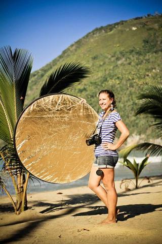 Olympia  Dubischar fotografa samana dominicana