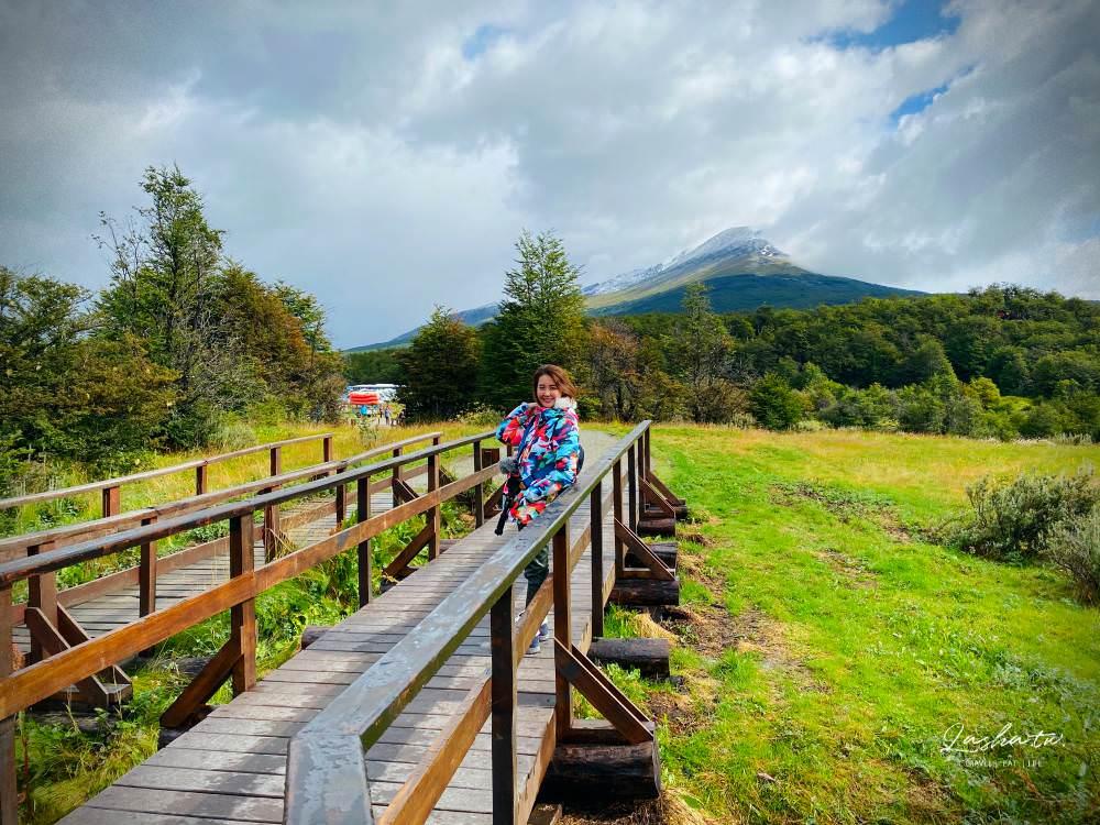阿根廷 烏蘇懷亞Ushuaia 必去景點:火地島國家公園Tierra del Fuego National Park 搭上世界盡頭小火車 - 拉傻去哪兒 Lasha