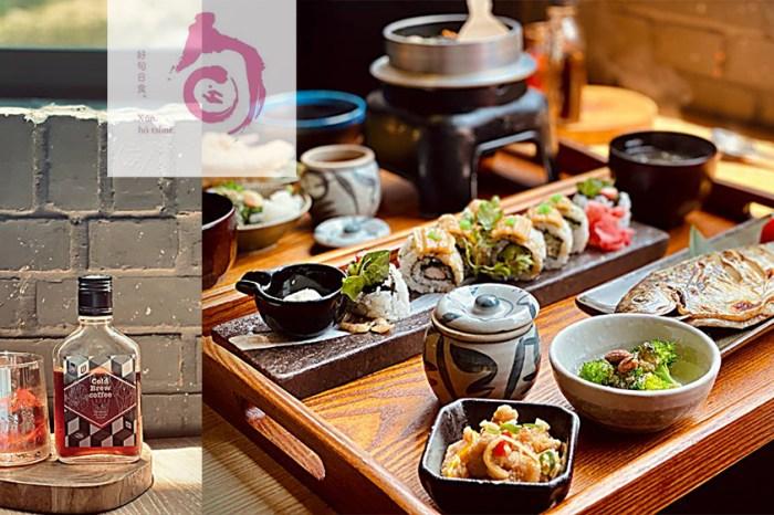 竹北美食  好旬日食 ·日式健康無負擔 旬釜飯、壽司捲 、精品咖啡 ·竹北高鐵美食商圈