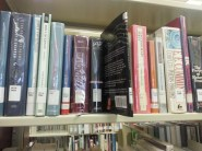 Lyrically Lost In Love on Library Shelf