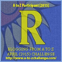 A To Z Challenge – R Is For Reader