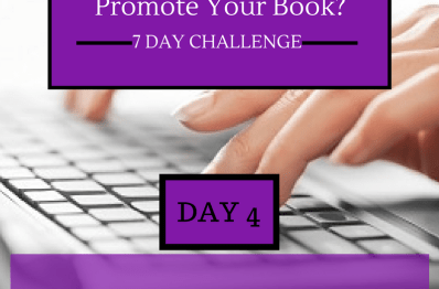 Becoming A Social Butterfly – Are You Ready To Promote Challenge Day 4