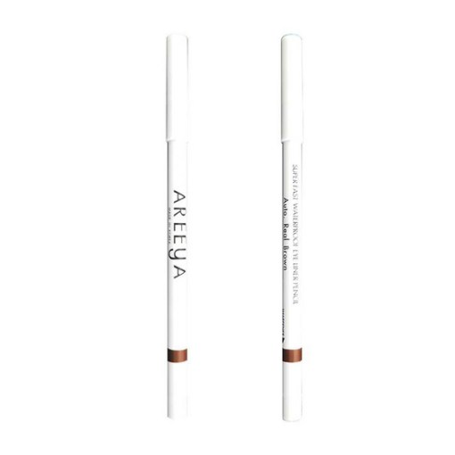 Super Fast Waterproof Eyeliner Pencil - Real Brown