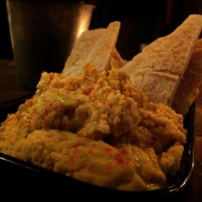 The Jam Tree Chelsea - Hummus