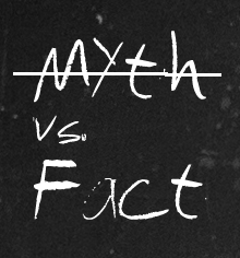 myth vs. fact - Eyelash Blog & Beauty Tips