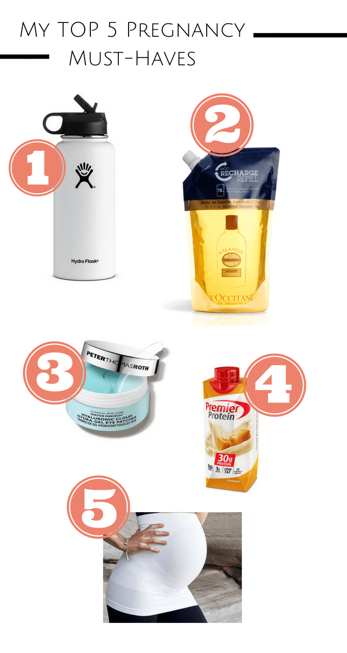 5 Pregnancy Must-Haves