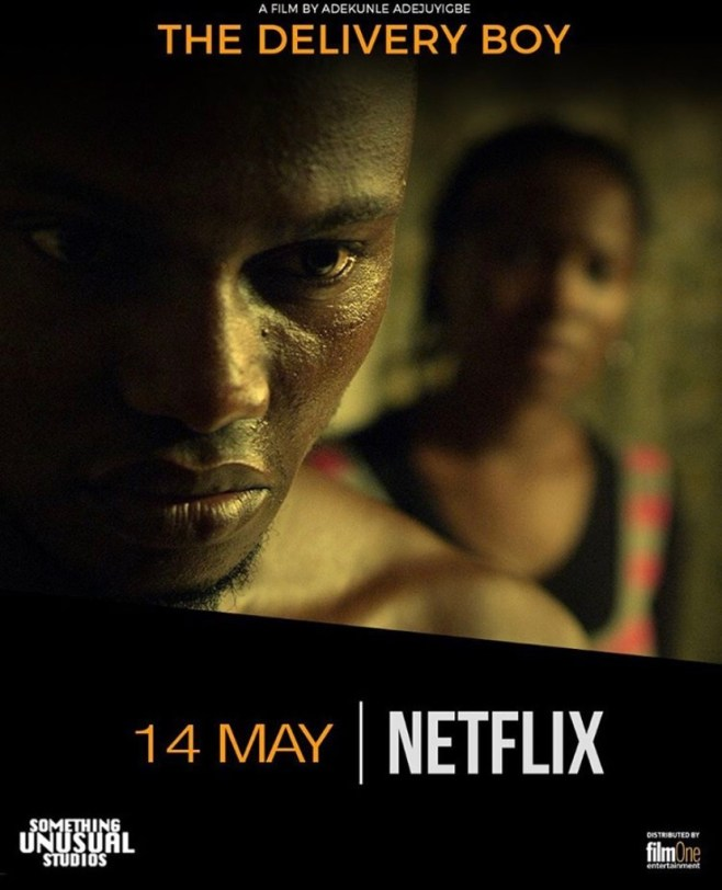 Nollywood Netflix the delivery boy