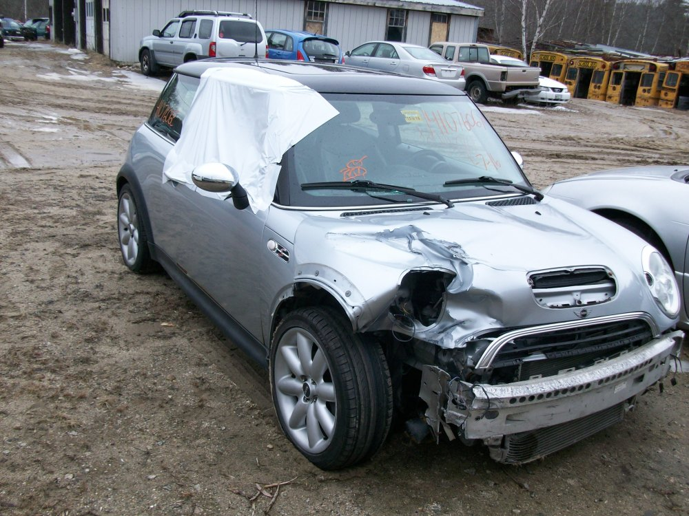 medium resolution of 2006 mini cooper s super charged