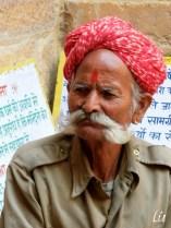 Men, Rajasthan India