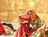 Indian woman, Rajasthan India