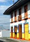 House Filandia, Quindio, Colombia,