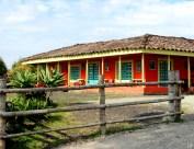 House, Filandia, Quindio, Colombia,