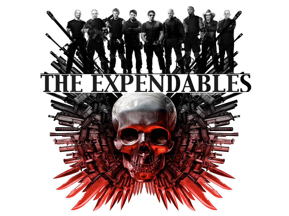 Girl Wallpaper Hd The Expendables