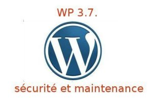 WordPress version 3.7