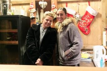 Lorena y Renee Tienda Ginsushi