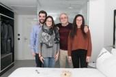 Ana, Marta Y Chisco Carcaño, Diego Navarro © La Siesta Press / J. Fernández Ortega