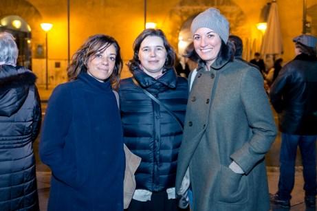 Carol, Silvia y Raquel Espectadoras de Palma © La Siesta Press© La Siesta Press
