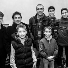 © La Siesta Press Victor Husrev, Miguel Ángel Sanchez, Diego Sanchez, Jesús Ortiz, José Luis González, Arturo GONZALEZ y Oller Ortiz takewondo