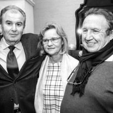 Jaime Font, Esther Staller, Miguel Staller © La Siesta Press