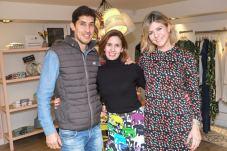 Iñigo Vega, Natalia Munar, Carmen Ferrer