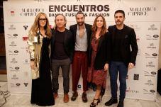 Custo, Eduardo Guerrero, Maria Antònia Más, Javier Ibáñez (guitarrista) © La Siesta Press / J. Fernández Ortega
