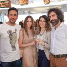 Tahar Talib, Anastasia Demkovskaya, María Belinchon, Brais Nieto Foto: © La Siesta Press | J. Fernández Ortega