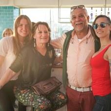 Montse Gonzalez, Maria Rosa Colmegna, Hugo Daniel Errandonea, Daiana Errandonea Foto: © La Siesta Press | J. Fernández Ortega