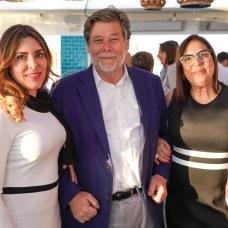 Plácida Mariño, Fernando Fernández y Yolanda Bóveda Foto: © La Siesta Press | J. Fernández Ortega
