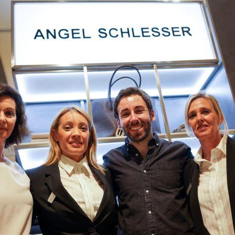 Carmen Gonzalez Directora De La Firma, Yolanda Castaño, Daniel Rabaneda Y Paz Skorowitch Foto: © La Siesta Press | J. Fernández Ortega