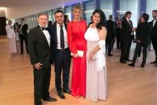 Heinz, Jorge, Edita y Rubi © La Siesta Press / J. Fernández Ortega