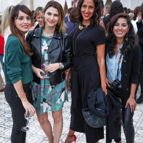 Lorena Fernández, Cristina Beteta, Manisha Budhari Y Namali Schleberger Foto: © La Siesta Press | J. Fernández Ortega