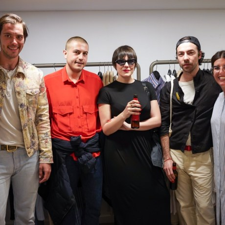Miguel Matemales, Jaime Enseñat, Leonor Roelandt, Jaime Llambias y Sandra Garau Foto: © La Siesta Press | J. Fernández Ortega